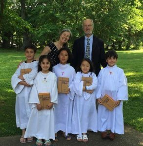 kids communion